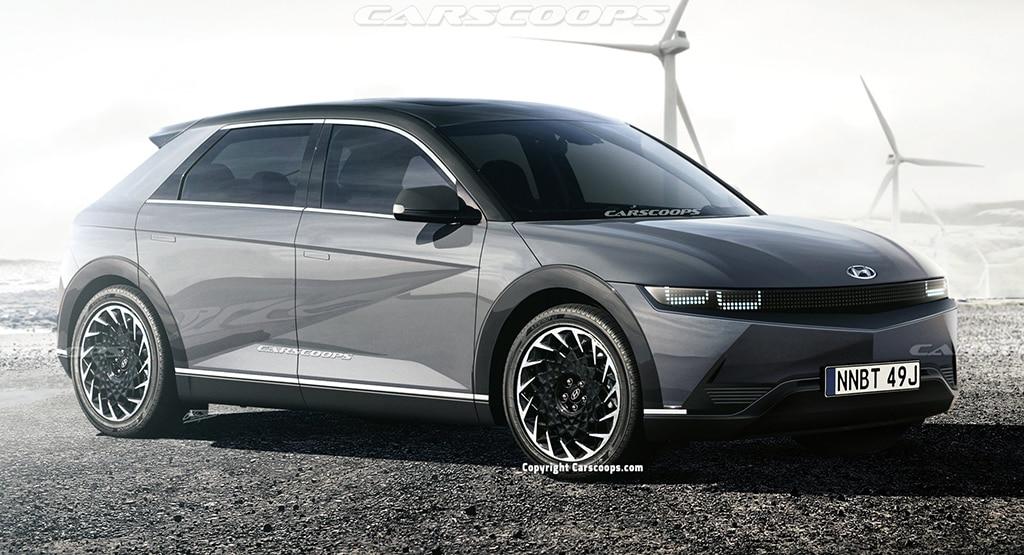 Akan Rilis Tahun Depan, Spesifikasi SUV Listrik Hyundai Ioniq 5 Bocor Duluan