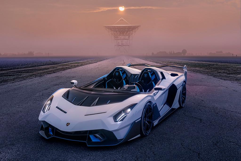 Tutup Tahun, Lamborghini SC20 Hadir Sebagai Senjata Track-Day Hardcore