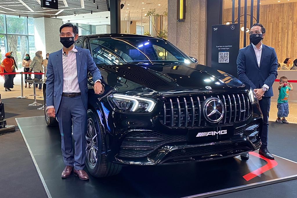 Akhir Tahun, Dua Varian Mercedes-Benz GLE Coupe Meluncur Bersamaan