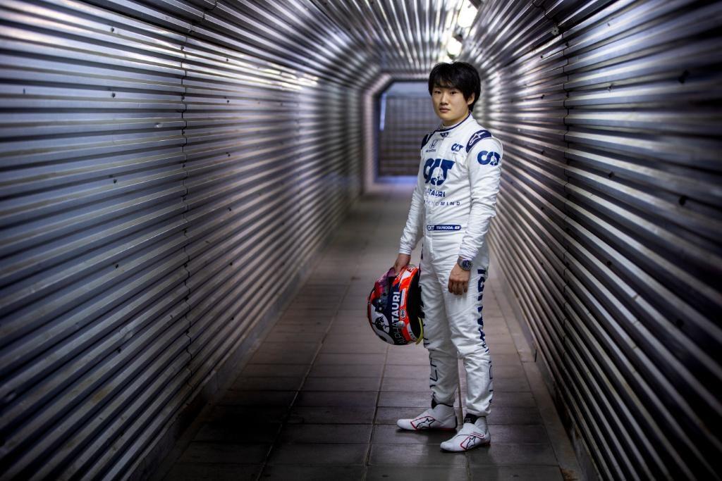 AlphaTauri Tunjuk Yuki Tsunoda Debut di F1 Tahun Depan
