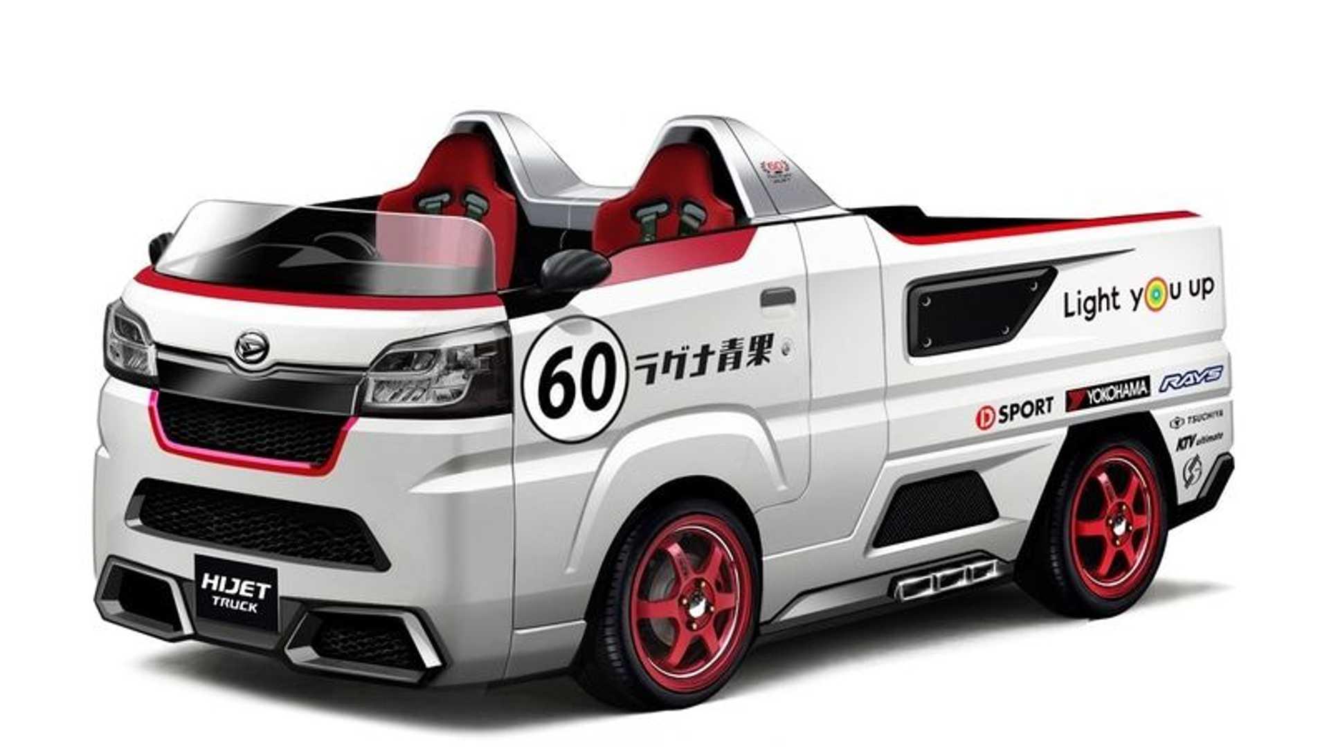 Daihatsu Luncurkan Beberapa Mobil Menggemaskan Untuk Tokyo Auto Salon 2021