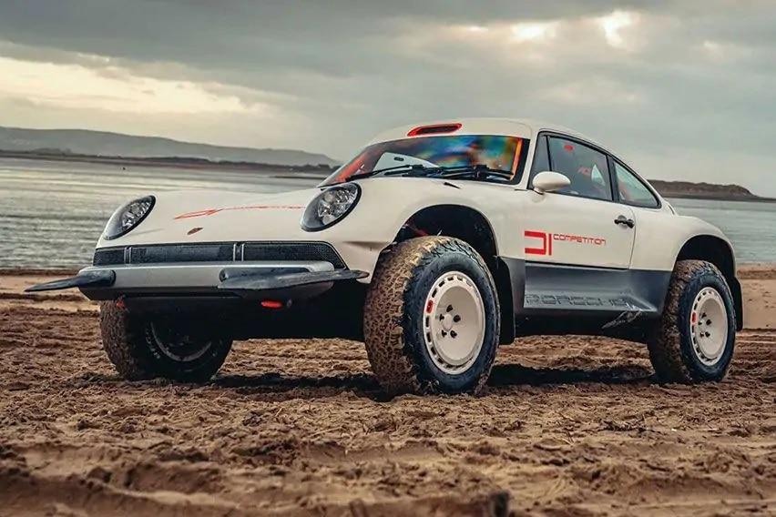 Porsche 911 Racikan Singer ini Dimodif Jadi Pejuang Segala Medan