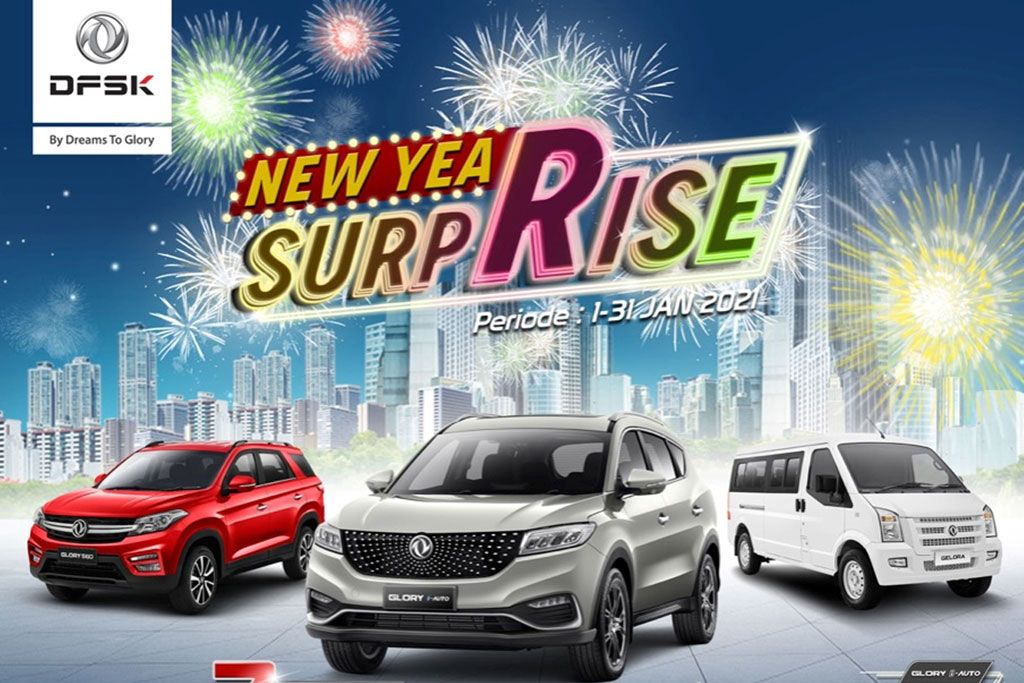 DFSK New Year Surprise