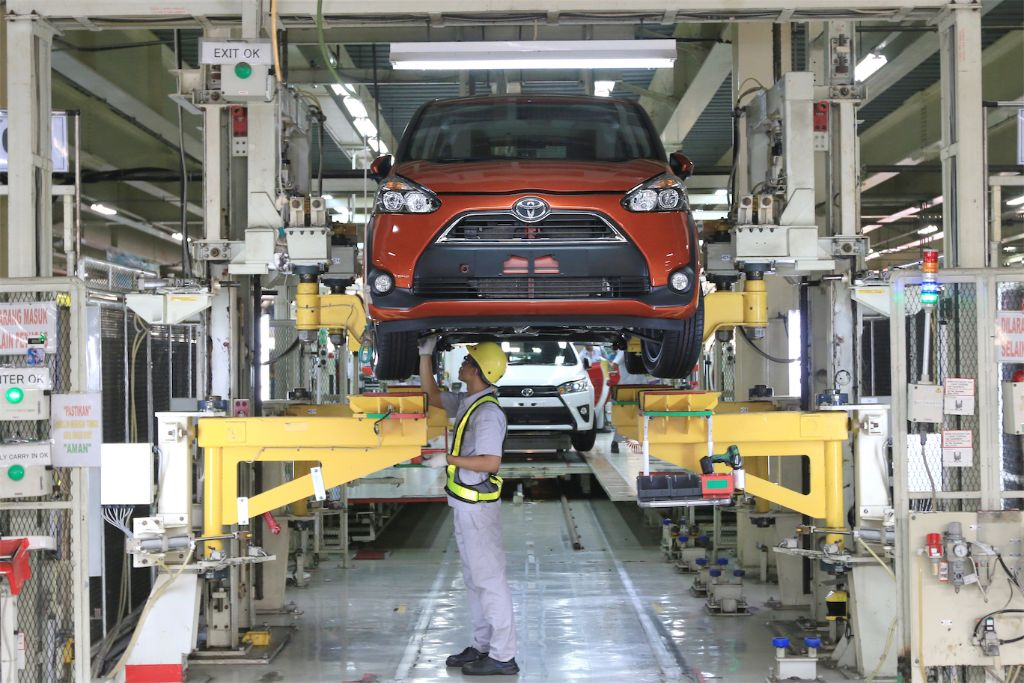 Toyota Indonesia 50 Tahun, Dari Sunter Menjelma Jadi Raksasa