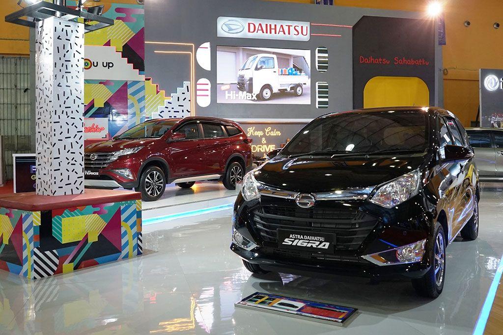 Penjualan Daihatsu 2020 Turun, Tapi Tetap Penuhi Target Pangsa Pasar