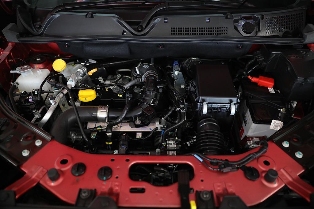 Nissan Magnite Engine