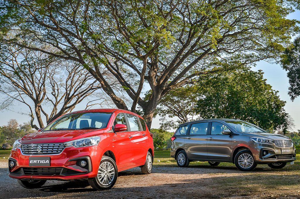 Ini Tiga Produksi Lokal Penyokong Utama Penjualan Suzuki di 2020