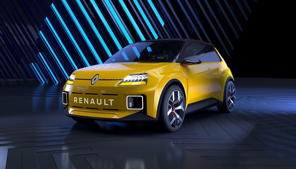 Hatchback Retro Renault 5 akan Lahir Lagi Menjadi Mobil Listrik
