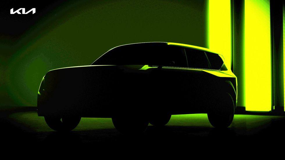 mobil listrik KIA