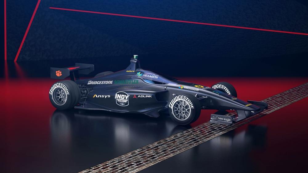 IAC Race car