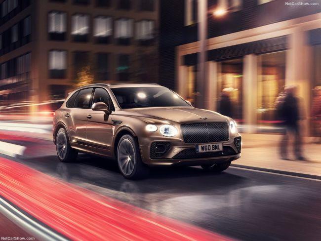 Bentley Hadirkan Bentayga Hybrid 2021, Tawarkan Tiga Driving Mode
