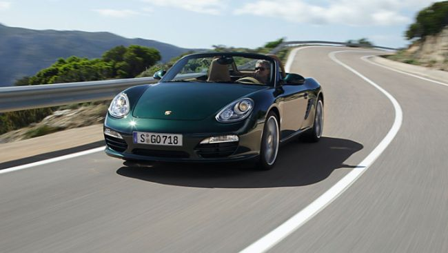 Boxster 987, 2008