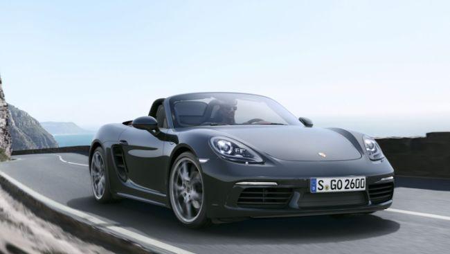 Porsche Boxster 982