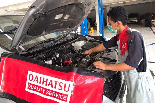 Daihatsu bengkel