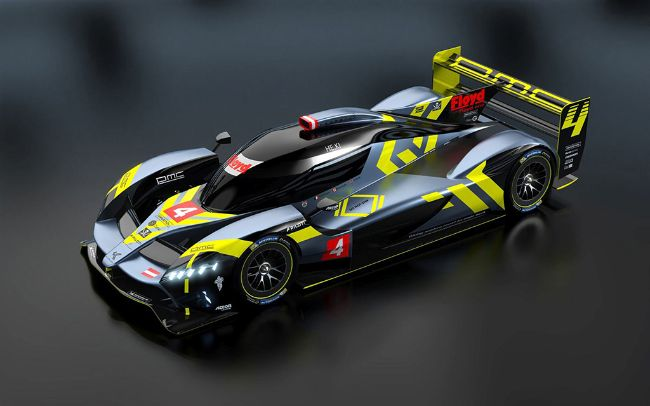 ByKolles PMC Project LM Hypercar