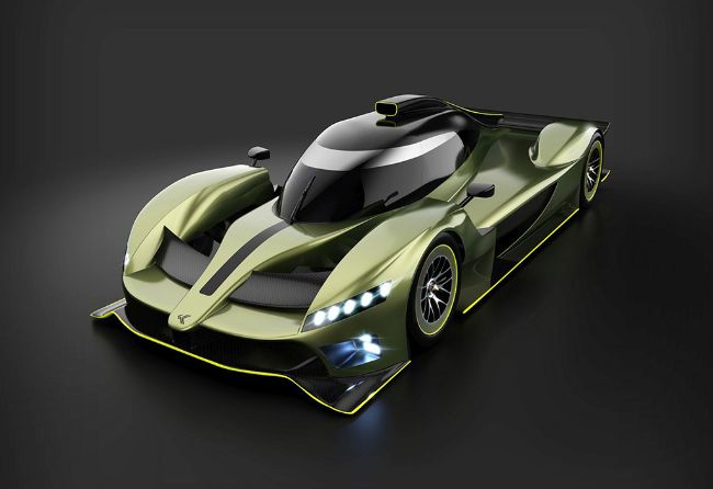 ByKolles PMC Project Road Car