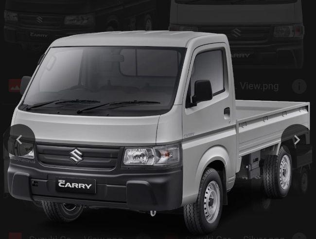 Suzuki Sedikit Ubah Tampilan Carry Pickup