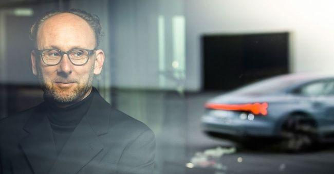 Audi e-Tron GT, Marc Lichte