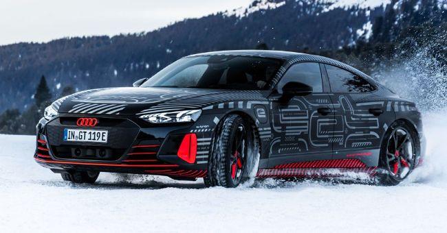Mobil Tony Stark, Audi e-tron GT Siap Meluncur Awal Februari 2021