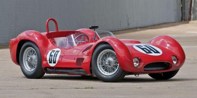 Maserati Tipo 60/61 Birdcage