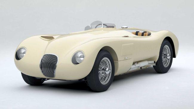 jaguar-classic-c-type-cream