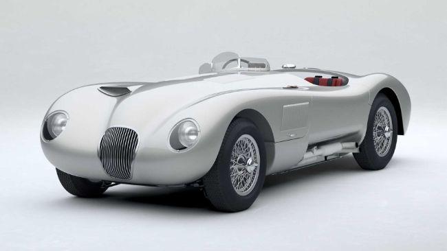 jaguar-classic-c-type-platinum-silver