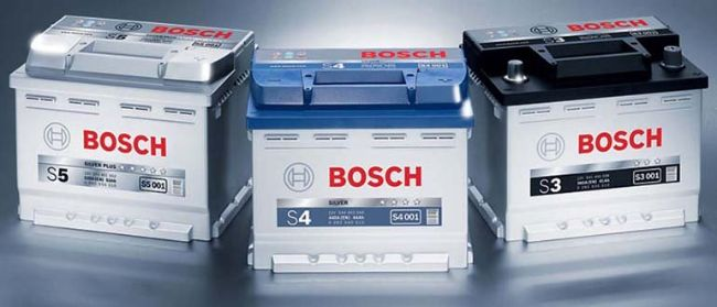 Bosch Car battery