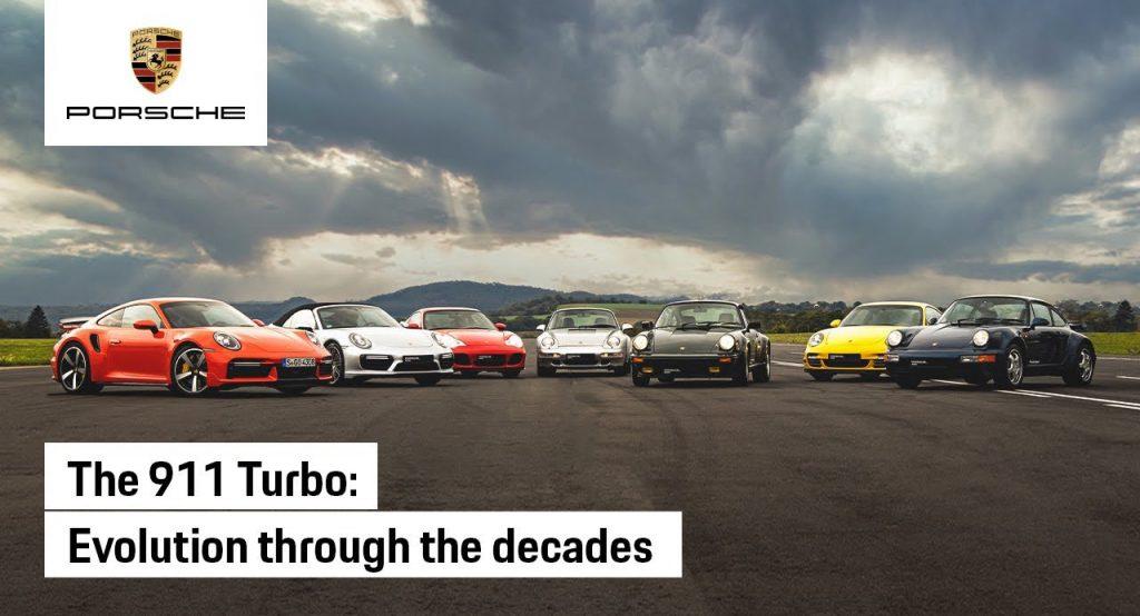 Porsche 911 Turbo Dari Generasi Pertama Sampai Yang Terkini Balapan Drag, Siapa Yang Tercepat?