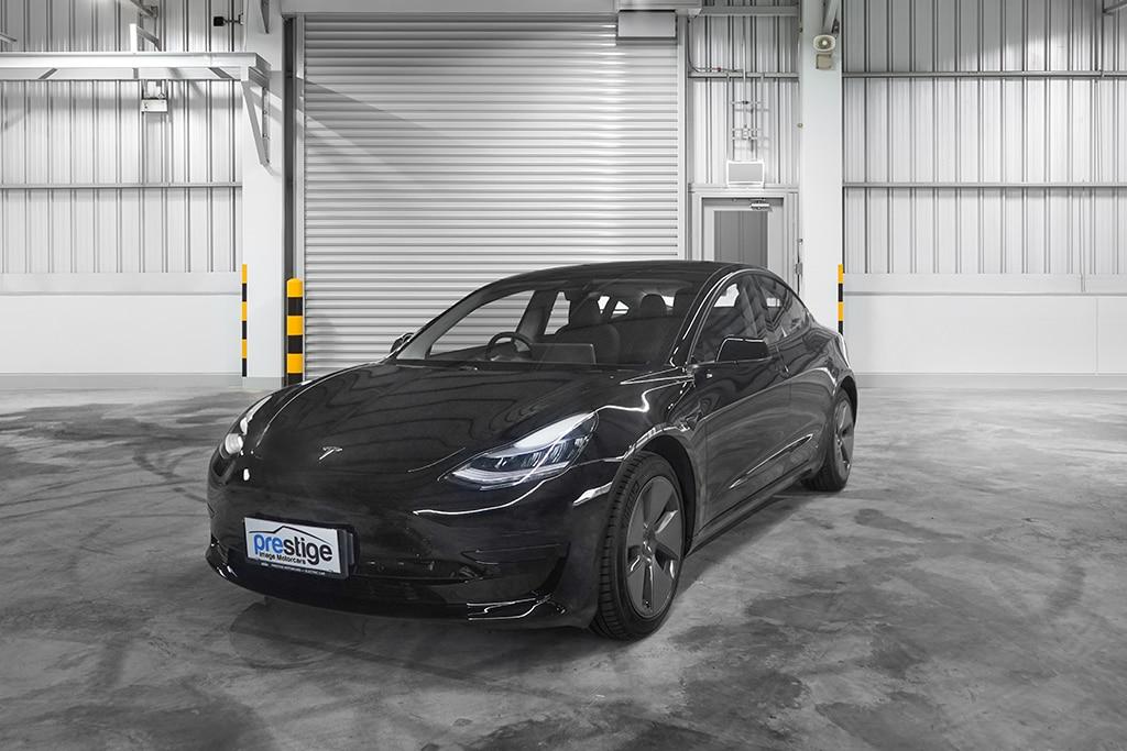 Punya Fitur Baru, Prestige Luncurkan Tesla Model 3 Facelift di Indonesia