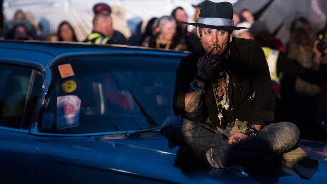 3 Mobil Mewah Koleksi Favorit Johnny Depp, Jack Sparrow Sang Perompak