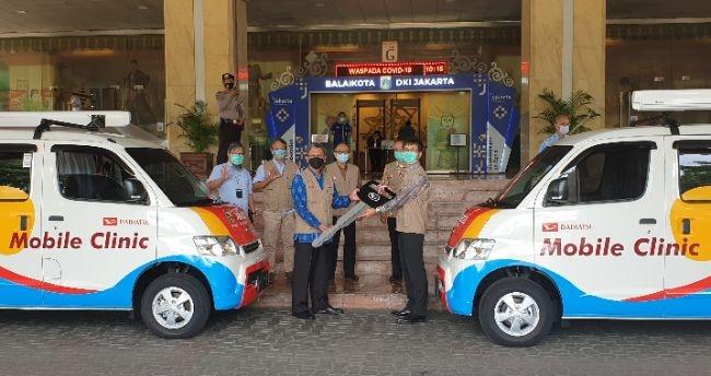 Daihatsu Indonesia Hibahkan Mobil Penangkal Corona