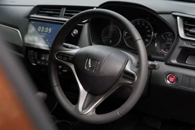 rendering Honda BR-V 2021