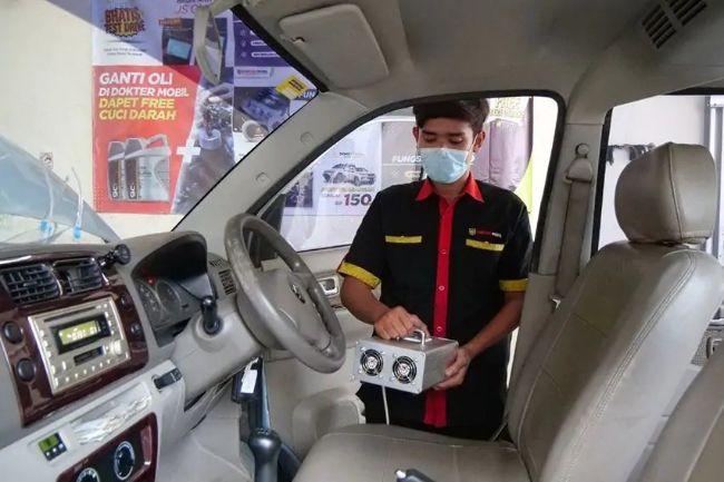 Bingung Hilangkan Serangga Bersarang Di Mobil? Pakai Treatment Ini