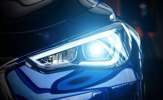 Lampu headlights