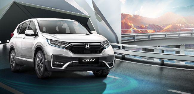 Ini Dia 5 Kelebihan Honda CR-V Terbaru Dibanding Sebelumnya