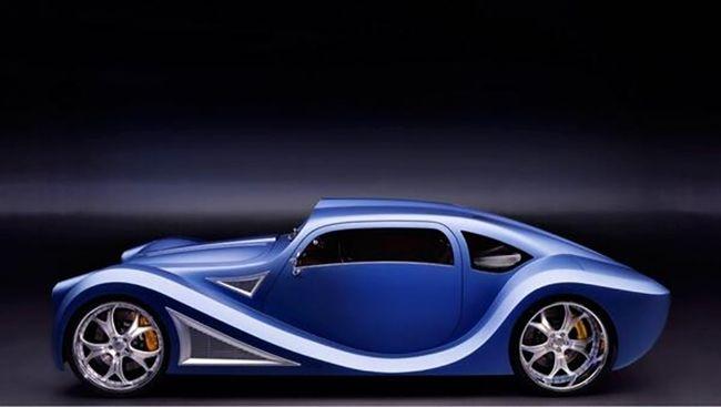 Wah! Ini 10 Mobil Modifikasi Unik Ala Artis Hollywood