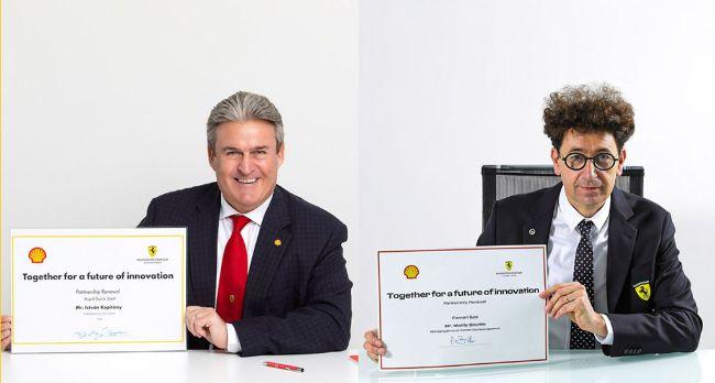 92 Tahun Bersama, Ferrari dan Shell Sepakat Teruskan Kemitraan Lebih Lama Lagi