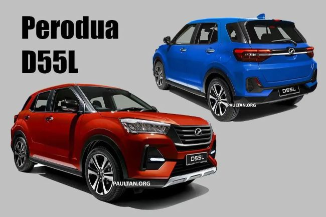 Daihatsu Rocky Segera Punya Kembaran di Malaysia, Kelengkapannya Cakep!