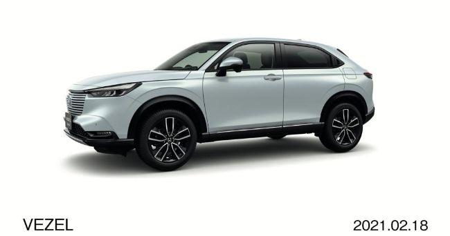 Honda HR-V Terbaru Laku Keras, Sebulan Meluncur Sudah Terjual 32 Ribu Unit
