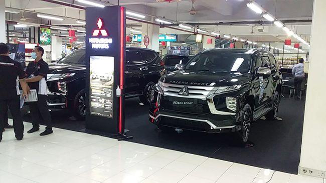 New Mitsubishi Pajero Sport 2021 Safari Launching ke Berbagai Kota di Indonesia
