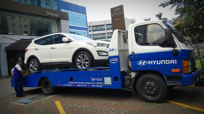 Hyundai Bengkel