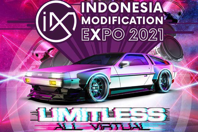 Indonesia Modification Expo 2021 Siap Hipnotis Para Modifikator Tanah Air