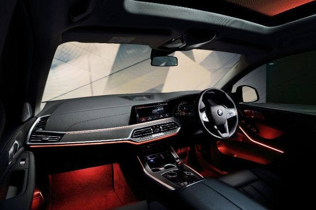 BMW X7 2021 - CKD
