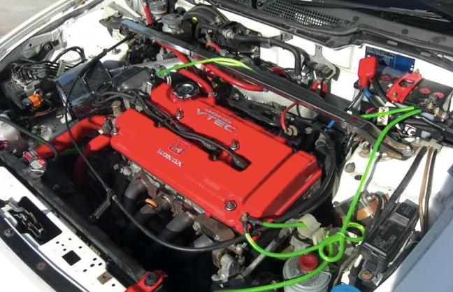 Honda B16B