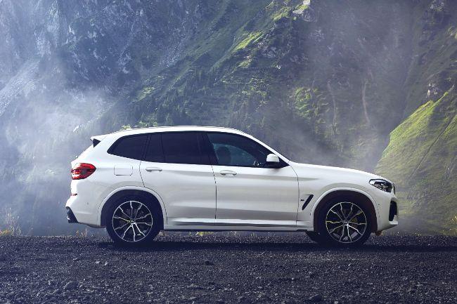 BMW X3 xDrive30i M Sport 2021