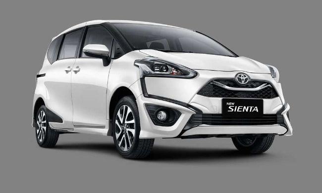 Toyota New Sienta 2020