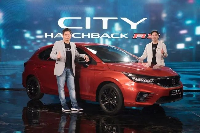 Honda Umumkan Harga City Hatchback RS, Senggol Yaris dan Mazda2