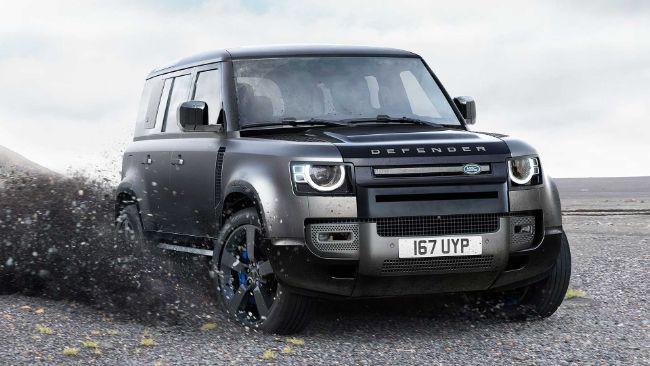 Land Rover Akan Tambah Keluarga Defender Pada 2022