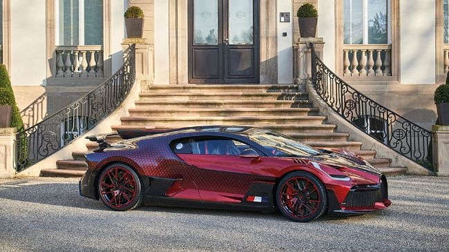 Hampir Menyerah, Bugatti Butuh Dua Tahun Untuk Menyelesaikan 'Lady Bug' Berkelir Istimewa Ini