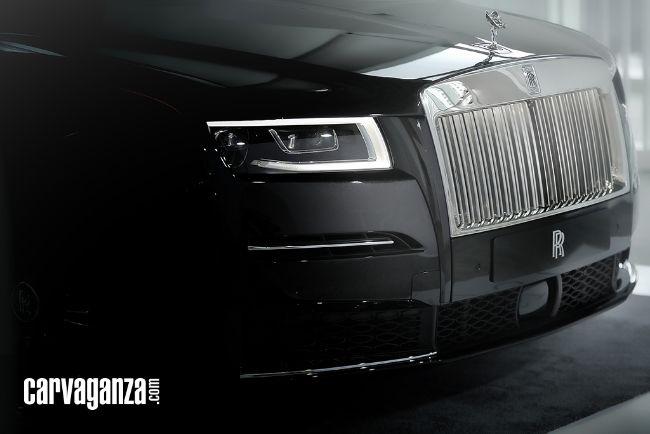 Sedan Sultan, Ini Hal-Hal Menarik Pada Rolls-Royce Ghost 2021